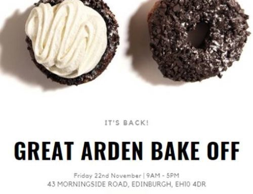 The Great Arden Bake Sale